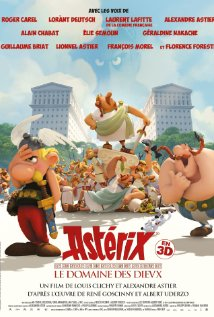Αστερίξ: Η κατοικία των θεών / Astérix: Le domaine des dieux (2014)