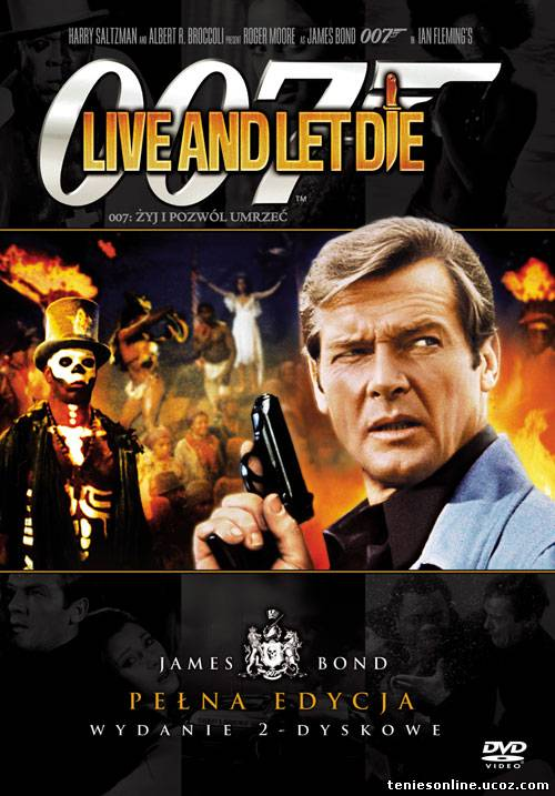 James Bond 007: Live and let die (1973)