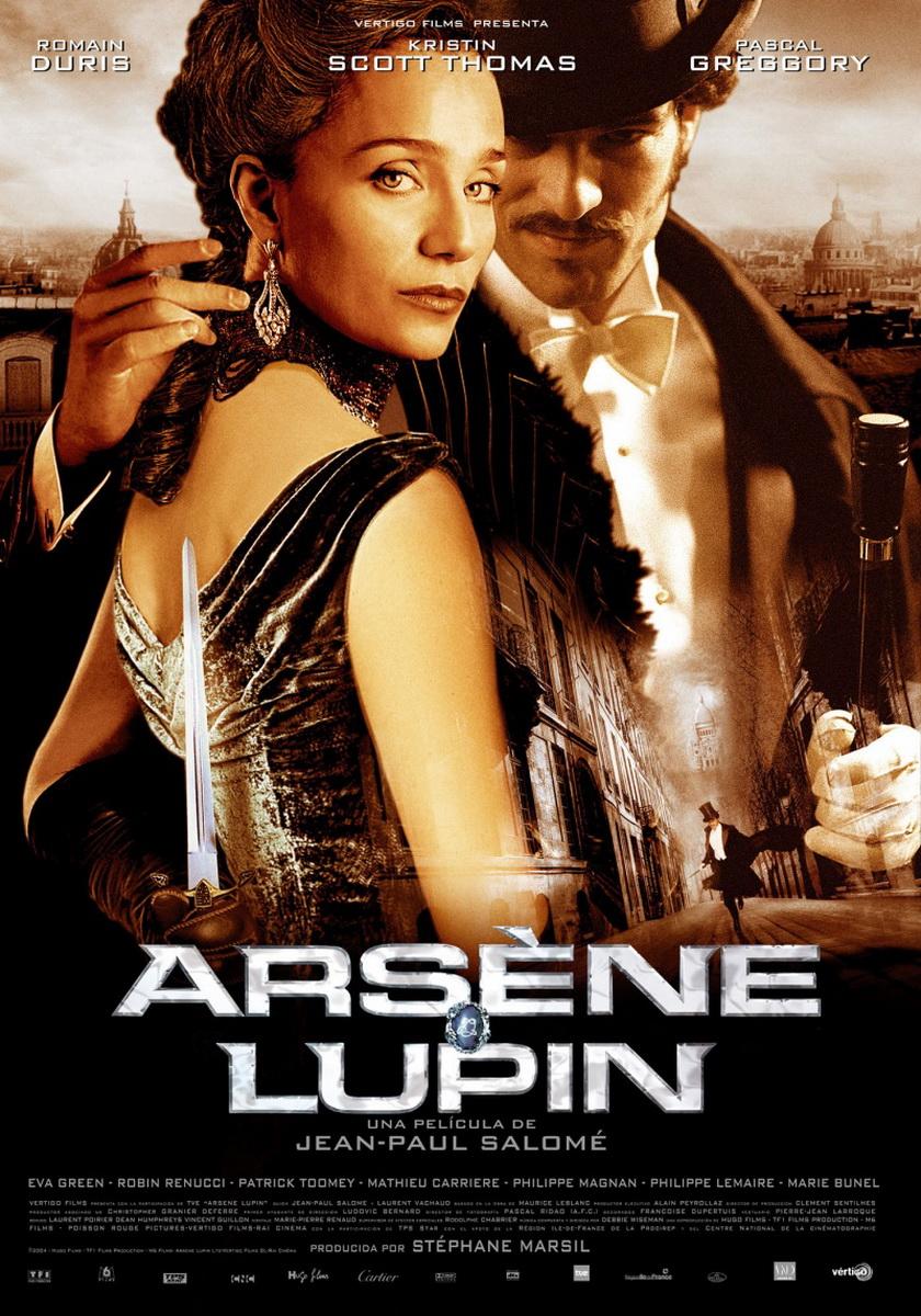 Arsène Lupin / Ο άνθρωπος με τα χίλια πρόσωπα (2004)
