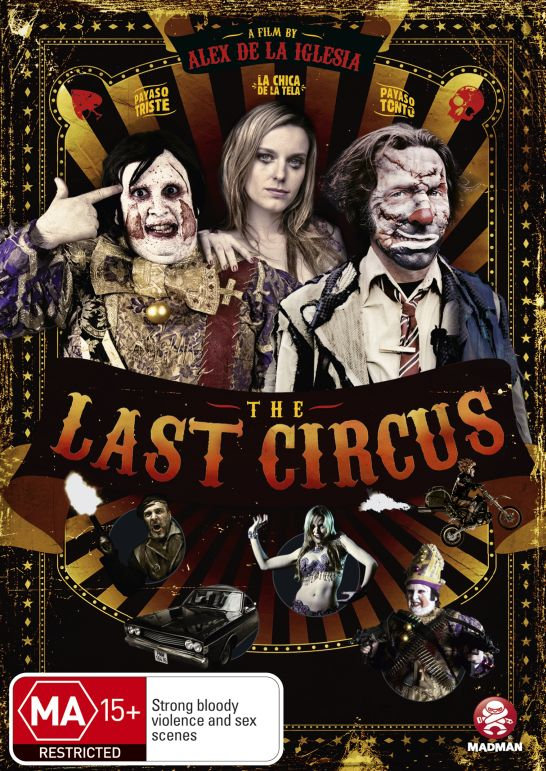 The Last Circus / Η Τελευταία Ακροβάτις της Μαδρίτης (2010)
