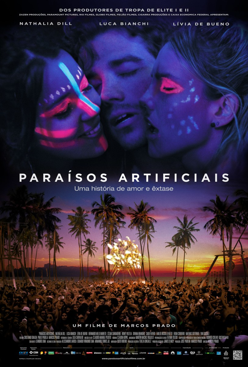Paraísos Artificiais (2012)