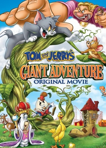Tom and Jerrys Giant Adventure (2013)
