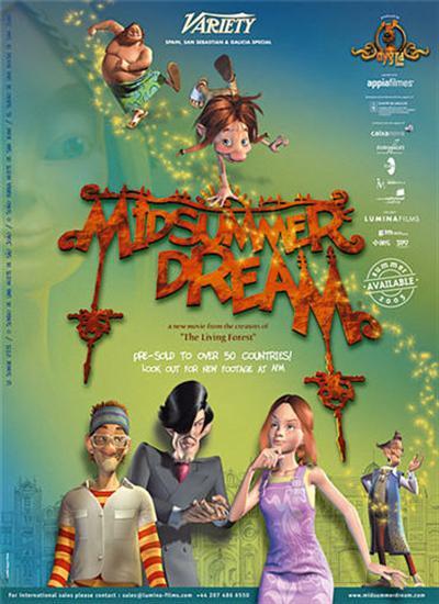 Όνειρο Θερινής Νύχτας / Midsummer Dream / El sueño de una noche de San Juan (2005)