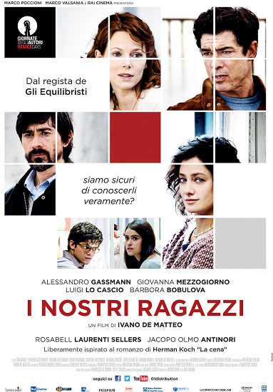 I Nostri Ragazzi / The Dinner (2014)