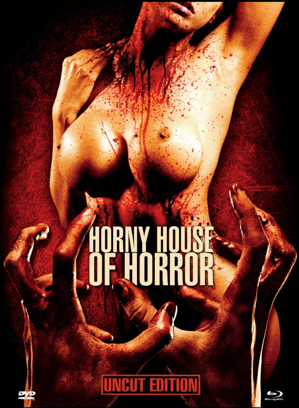 Horny House of Horror / Fasshon heru (2010)