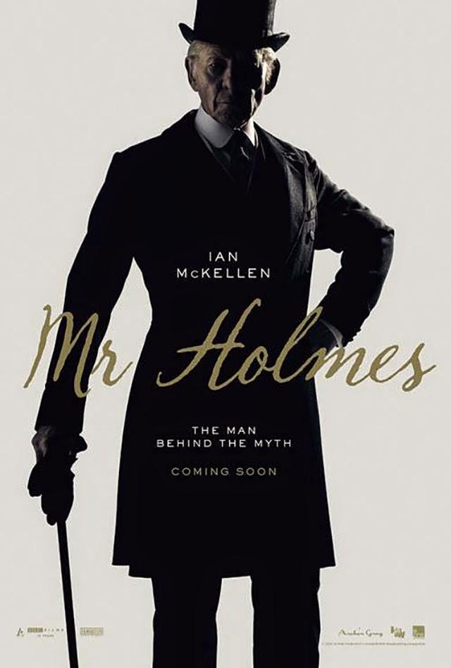 Mr. Holmes / Ο κος Χολμς (2015)