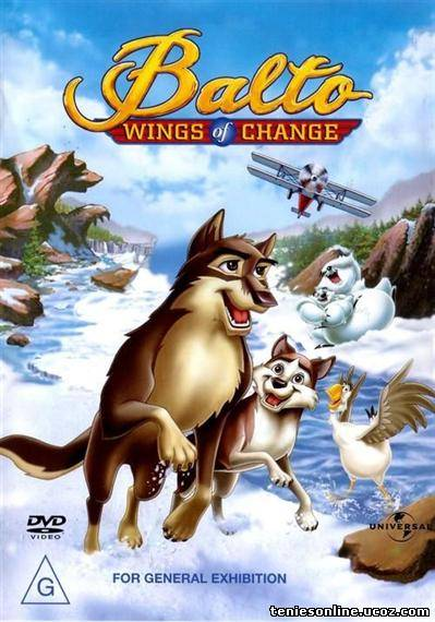 Balto 3: Wings of Change (2004)