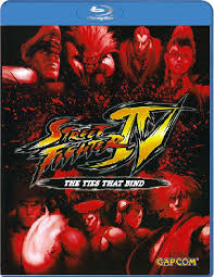 Street Fighter ΙV: Τhe Ties That Bind  (2009)