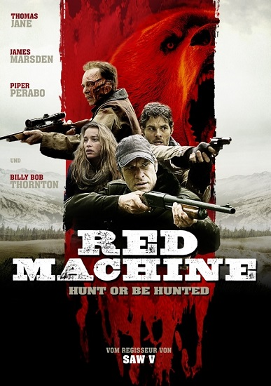 Red Machine / Grizzly (2014)