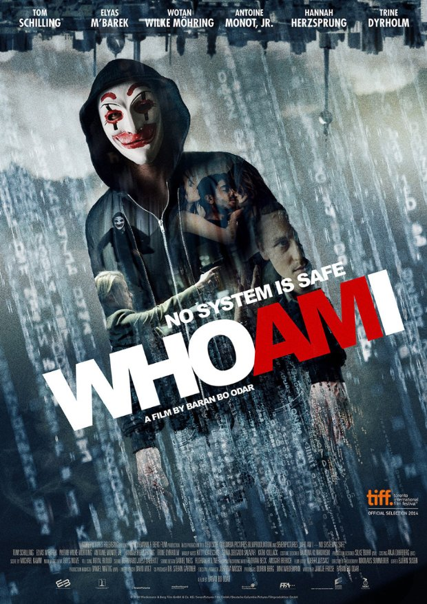 Who Am I / No System Is Safe / Kein System ist sicher (2014)