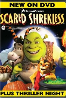 Scared Shrekless  (2010) Short