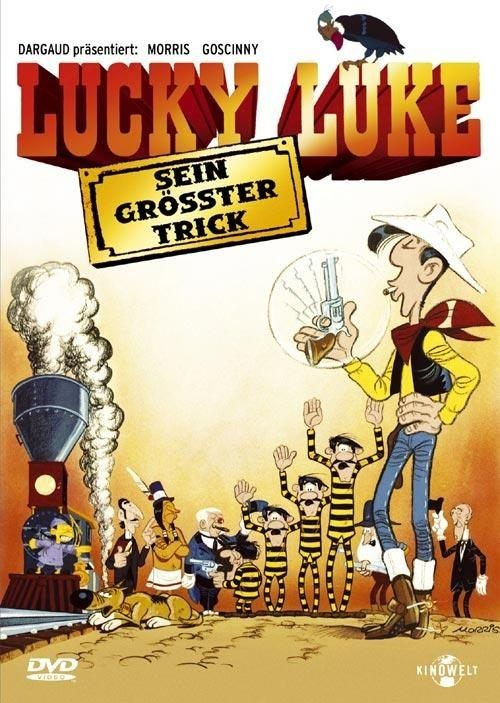 Lucky Luke - Ballad Of The Daltons (1978)