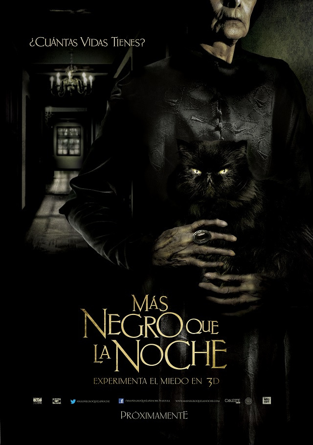 Mas Negro Que La Noche / Darker Than Night  (2014)