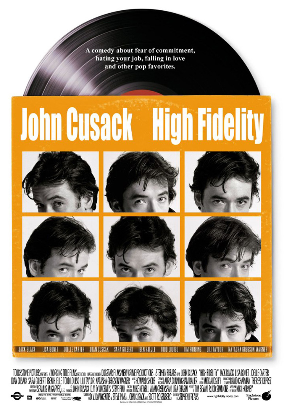High Fidelity (2000)