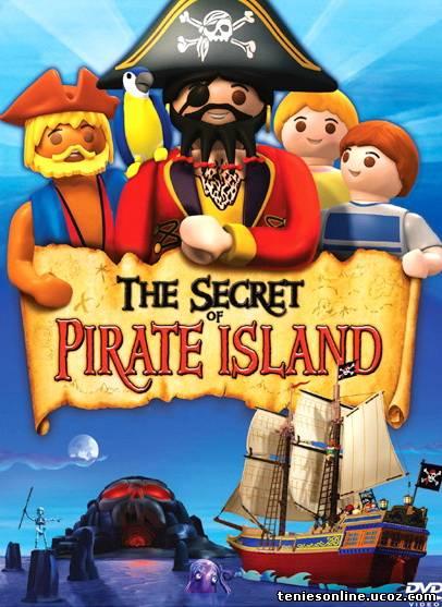 Playmobil: The Secret of Pirate Island / Playmobil: Το Μυστικό του Νησιού των Πειρατών (2009