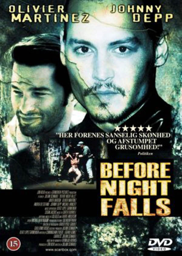 Before Night Falls / Πριν πέσει η νύχτα (2000)