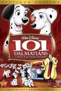 101 Dalmatians  / Τα 101 σκυλιά της Δαλματίας (1961)