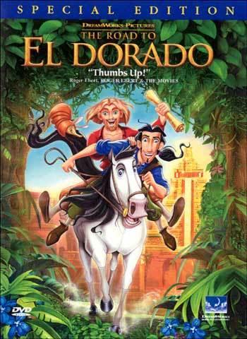 The Road to El Dorado / Ο Δρόμος για το Ελ Ντοράντο (2000)