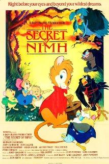 The Secret of NIMH / Το Μυστικό Του ΝΙΜΗ (1982)