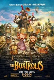 Τα Τερατοκουτάκια / The Boxtrolls (2014)