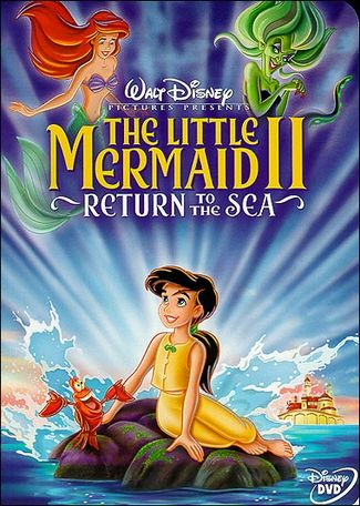 The Little Mermaid II/Η Μικρή Γοργόνα ΙΙ: Επιστροφή Στη Θάλασσα  (2000)