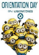 Minions: Orientation Day (2010) Short