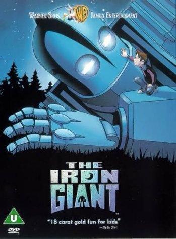 The Iron Giant/Ο Σιδερένιος Γίγαντας (1999)