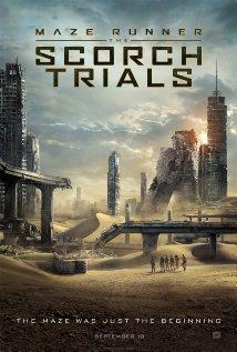 Maze Runner: The Scorch Trials / Ο Λαβύρινθος: Πύρινες Δοκιμασίες (2015)