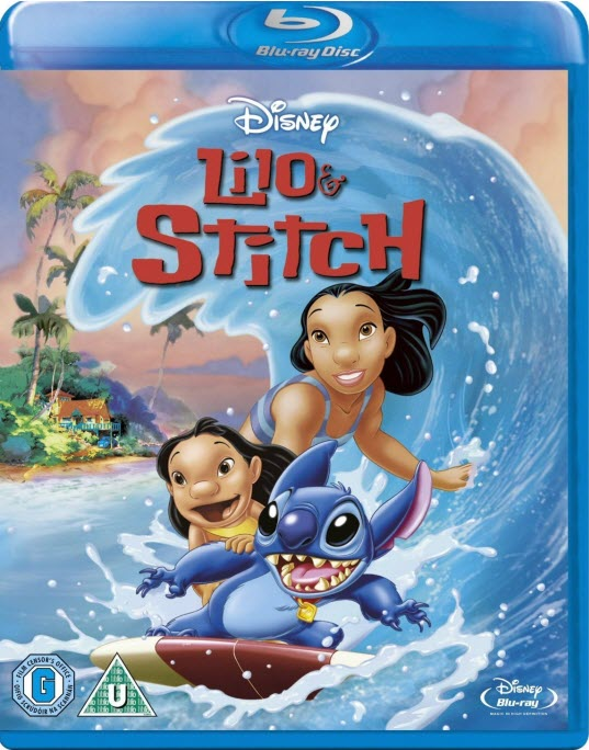 LILO AND STITCH (2002)