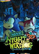Sonic: Night of the Werehog (2008) Short