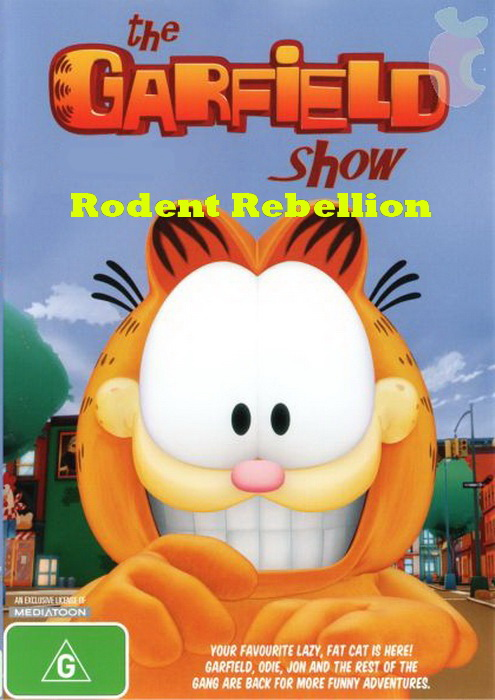 The Garfield Show - Rodent Rebellion (2015)