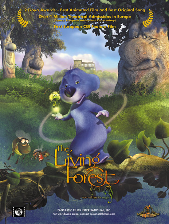 The Living Forest / Το Μαγικό Δάσος (2001)