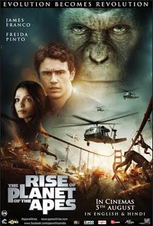 Ο Πλανήτης των Πιθήκων: Η εξέγερση / Rise of The Planet of The Apes (2011)