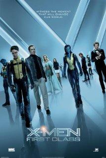 X-Men: Η Πρώτη Γενιά / X-Men: First Class (2011)