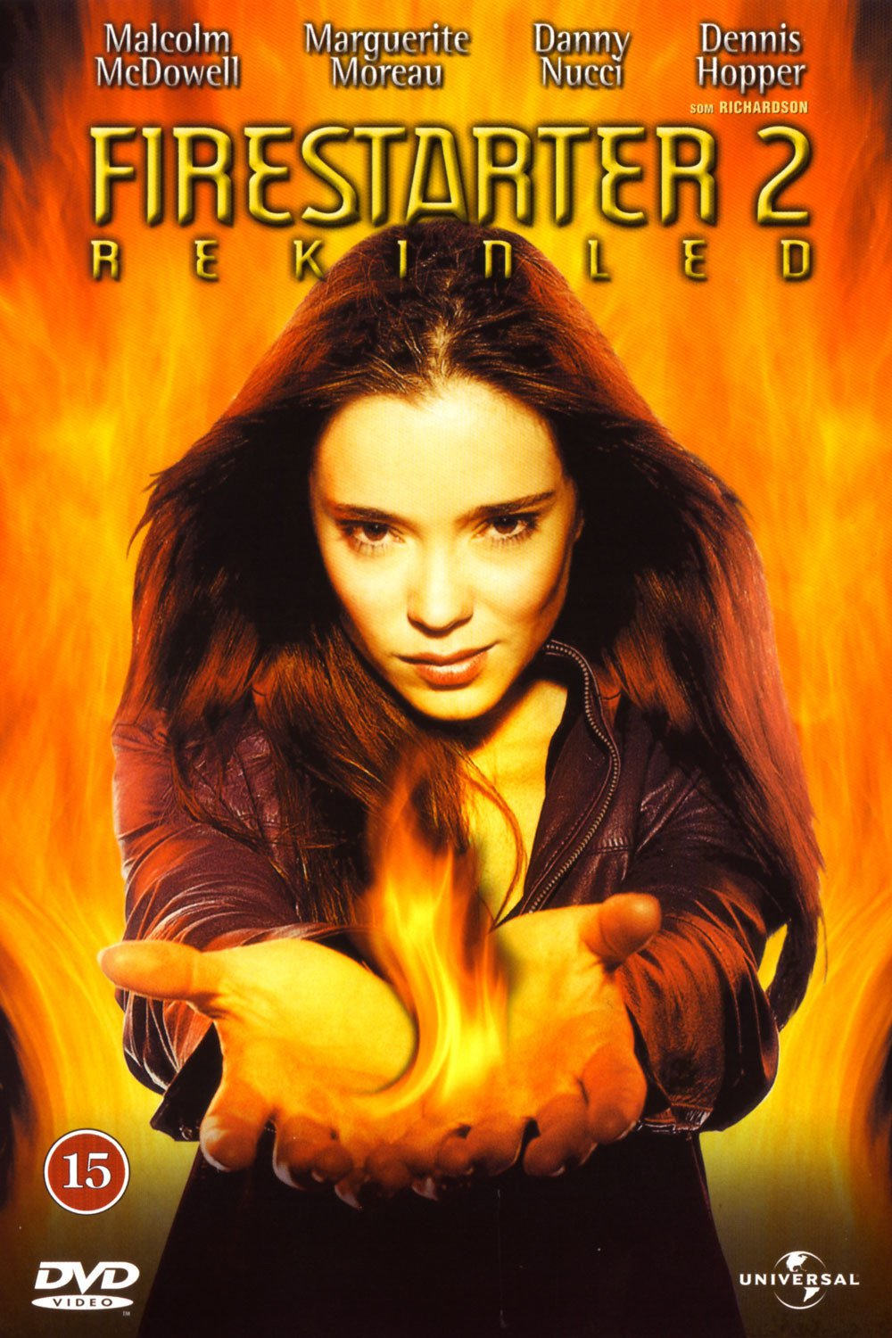 Firestarter 2 Rekindled (2002)