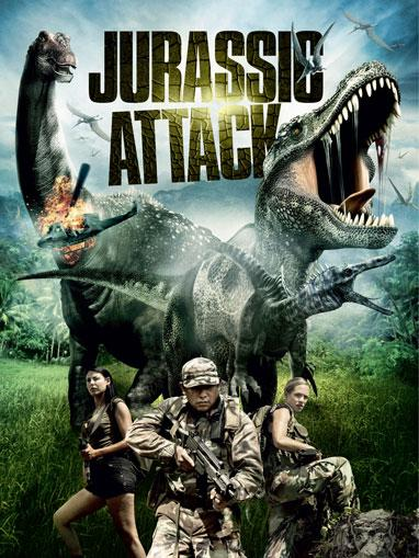 Jurassic Attack / Rise of the Dinosaurs (2013)