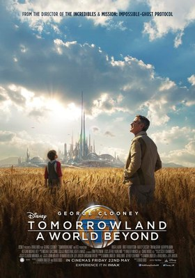 Tomorrowland: A World Beyond / Η Χώρα του Αύριο (2015)