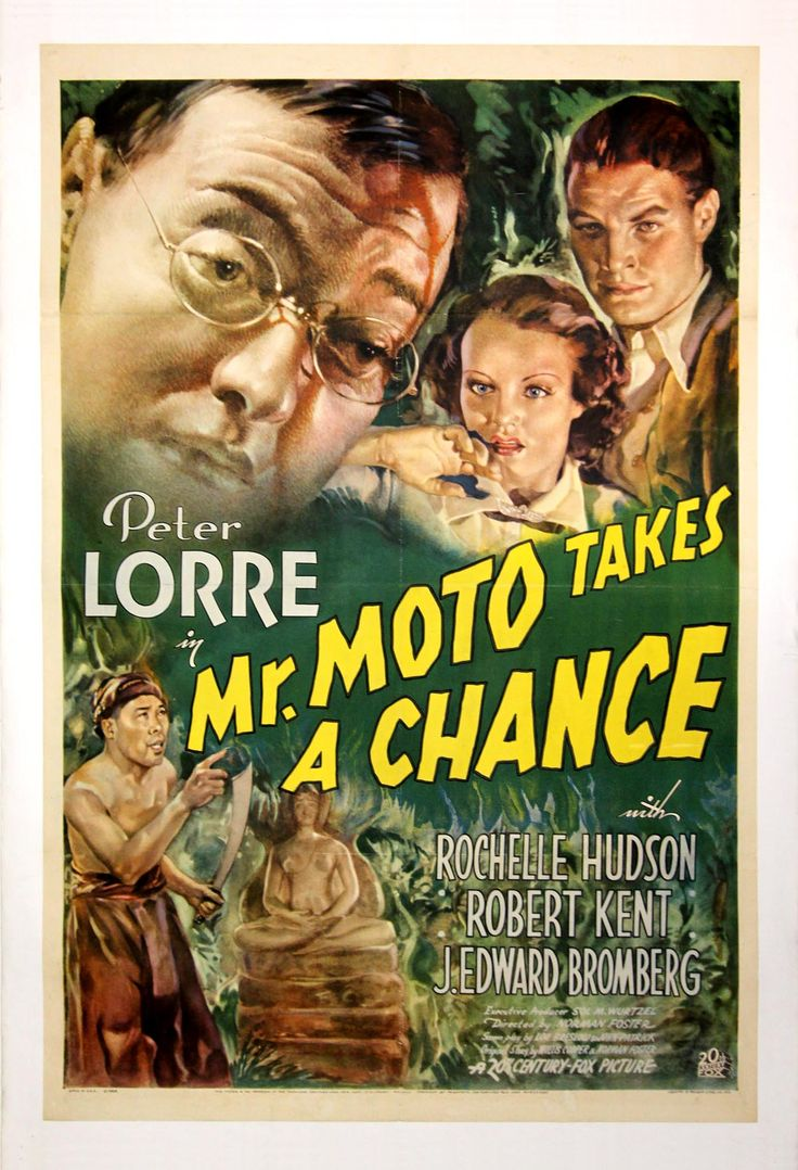 Mr. Moto Takes a Chance (1938)