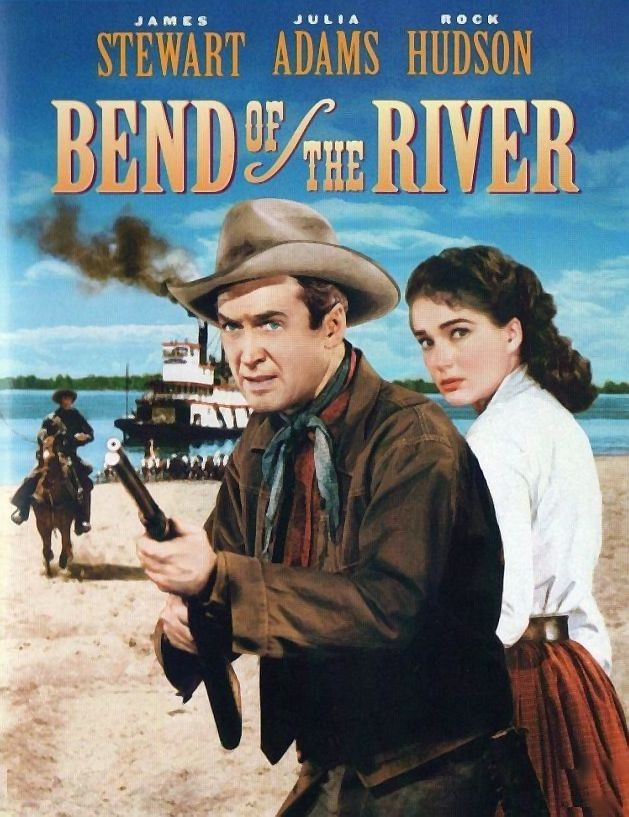 Bend of the River / Χαμένο καραβάνι (1952)
