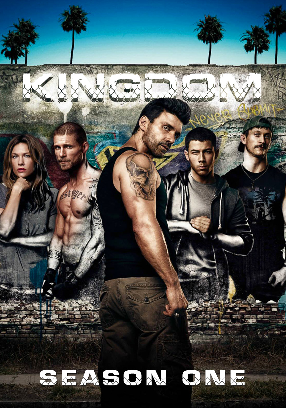 Kingdom (2014-2016) Tv series