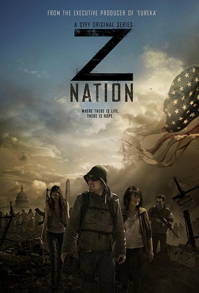 Z Nation (2014-2015) TV Series