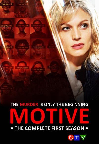 Motive (TV Series 2013–2016) 1,2,3,4ος Κύκλος