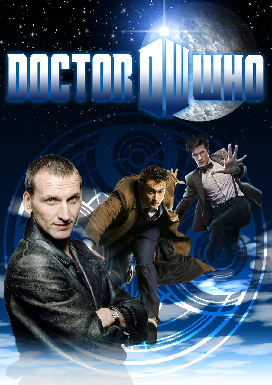 Doctor Who (2005-2016) 1,2,3,4,5,6,7,8,9,10ος Κύκλος