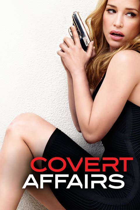 Covert Affairs (2010–2014) Tv Series