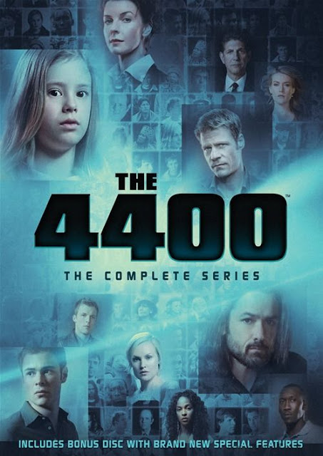 The 4400 (2004–2007) 1,2,3,4 Seasons TV Series