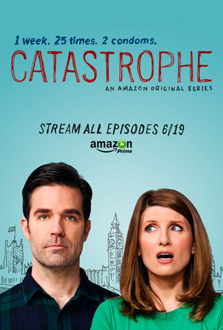 Catastrophe (2015) TV Series