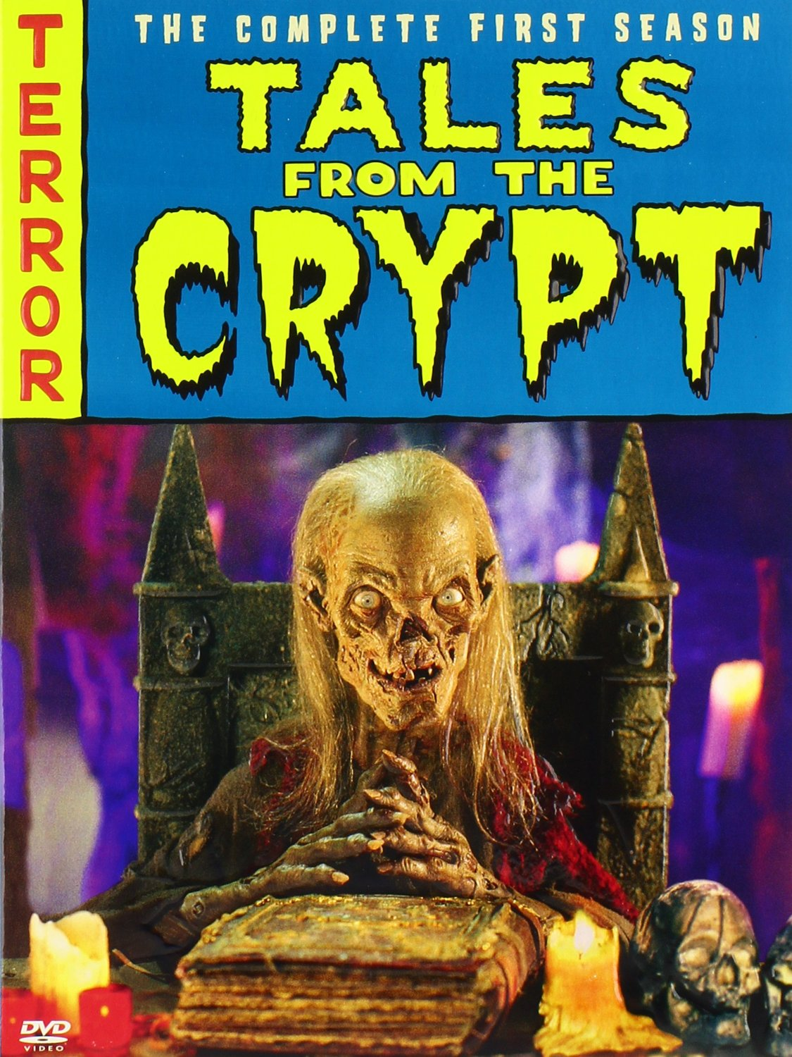 Tales from the Crypt (1989–1996) 1,2,3,4,5,6,7η Σεζόν