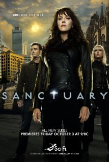 Sanctuary (2008–2011)  Tv Series 1,2,3,4η Σεζόν