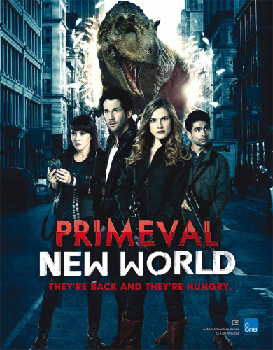 Primeval: New World (2012–2013)