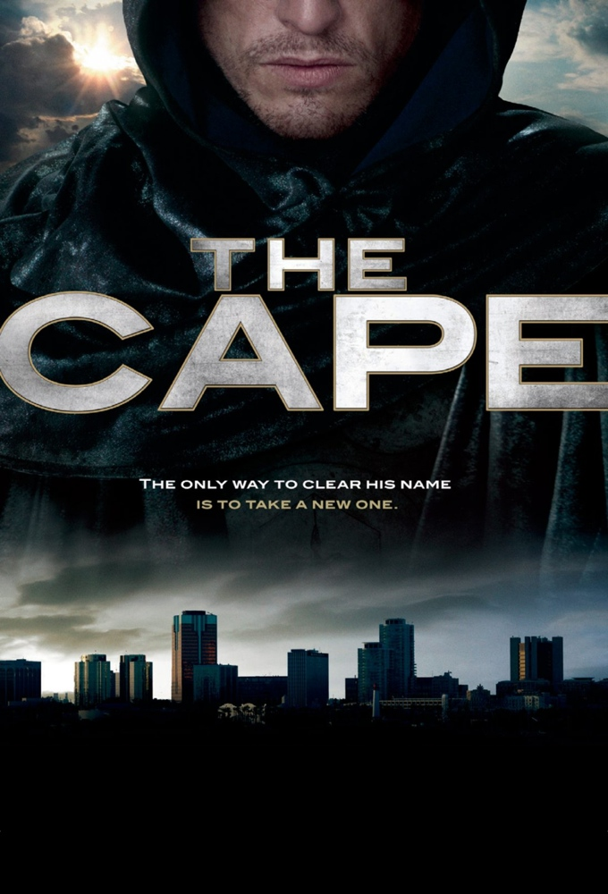The Cape (2011) Tv Series